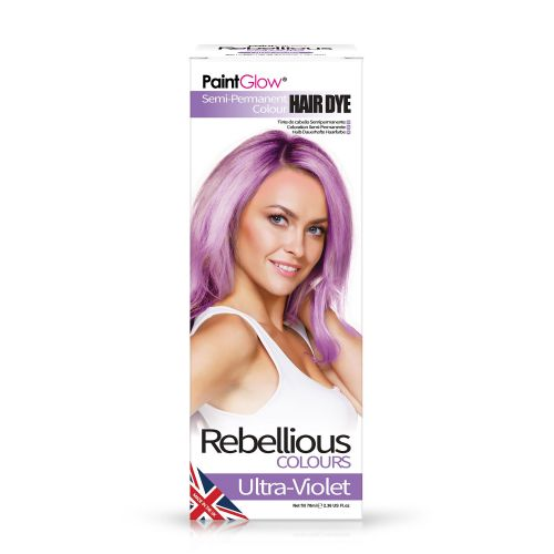 Ultra Violet - Semi Permanent Hair Dye 70ml